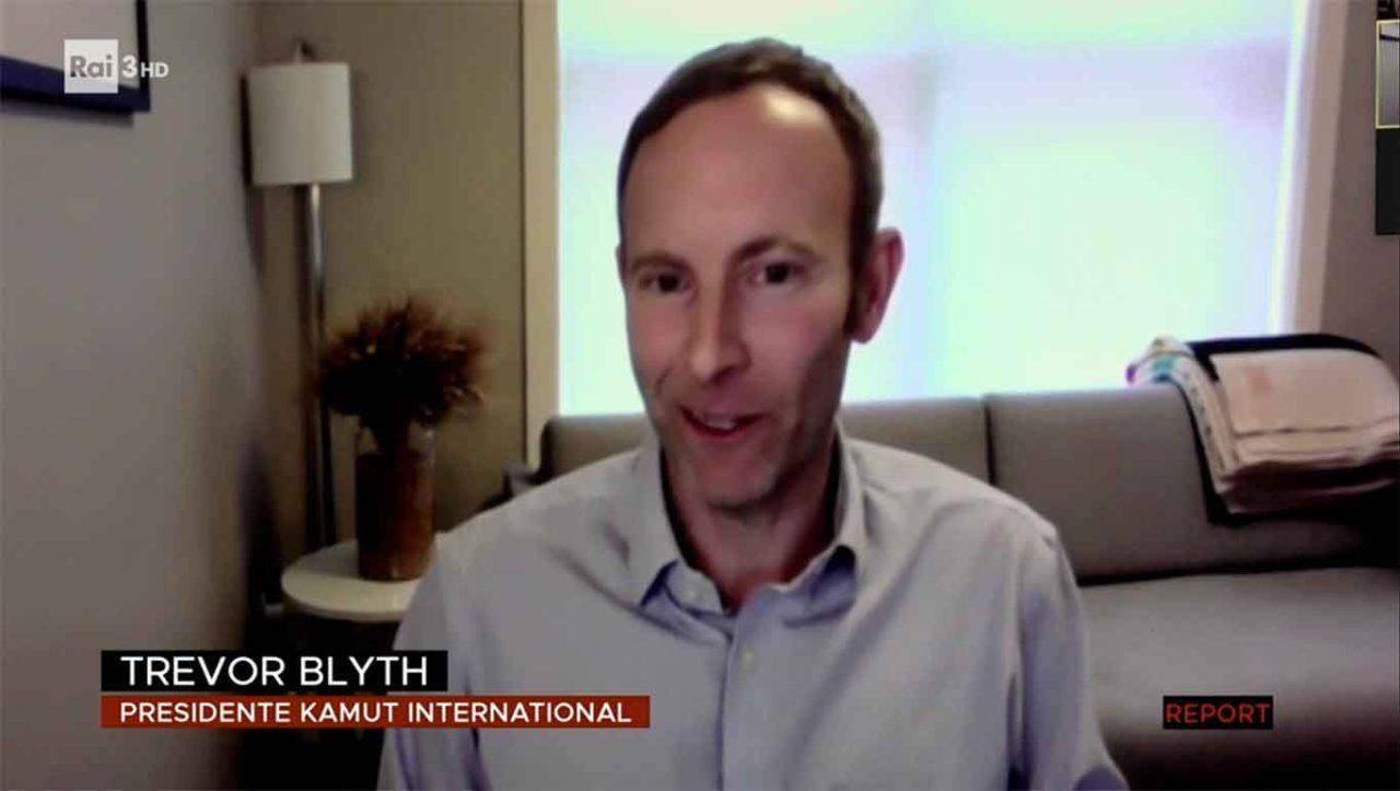 Trevor Blyth, presidente di Kamut International