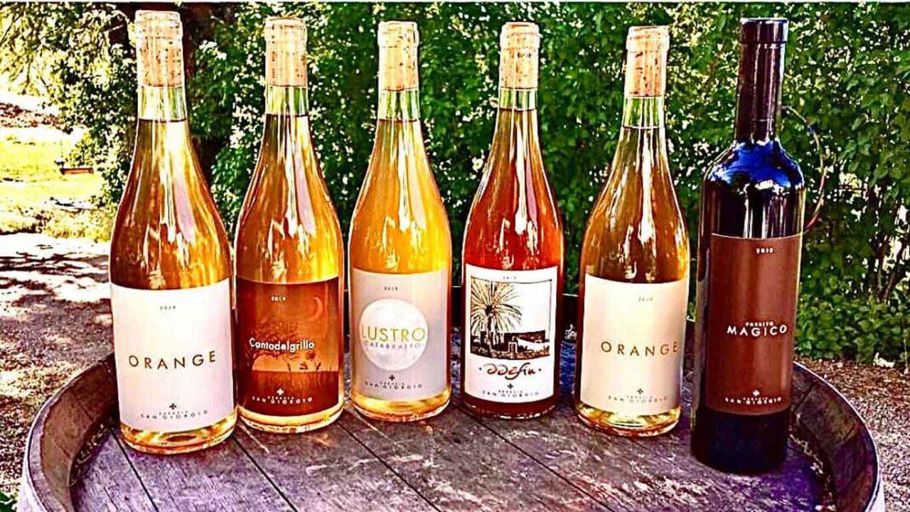 abbazia san giorgio vini a natural born wines