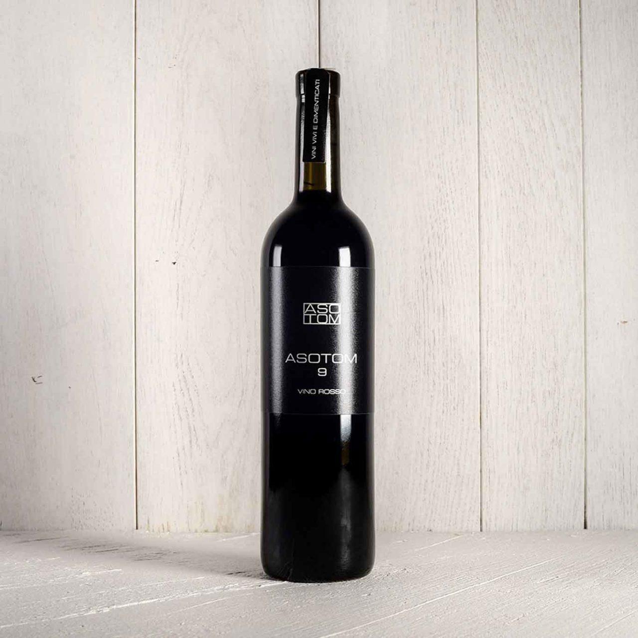 asotom vino rosso