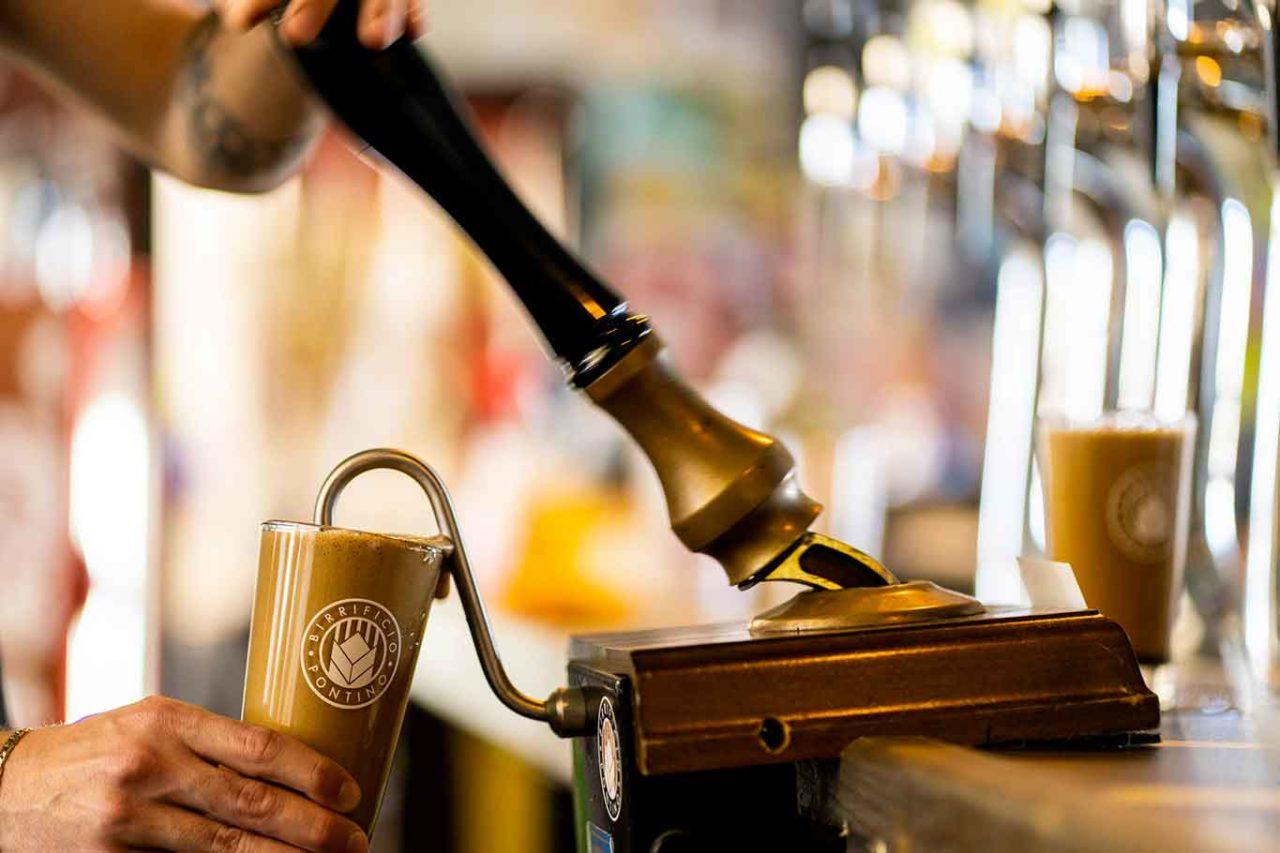 birra artigianale a Latina birrificio pontino