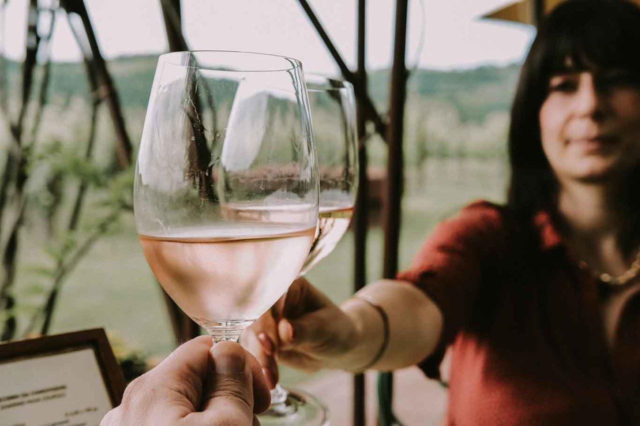 vino rosato antinori