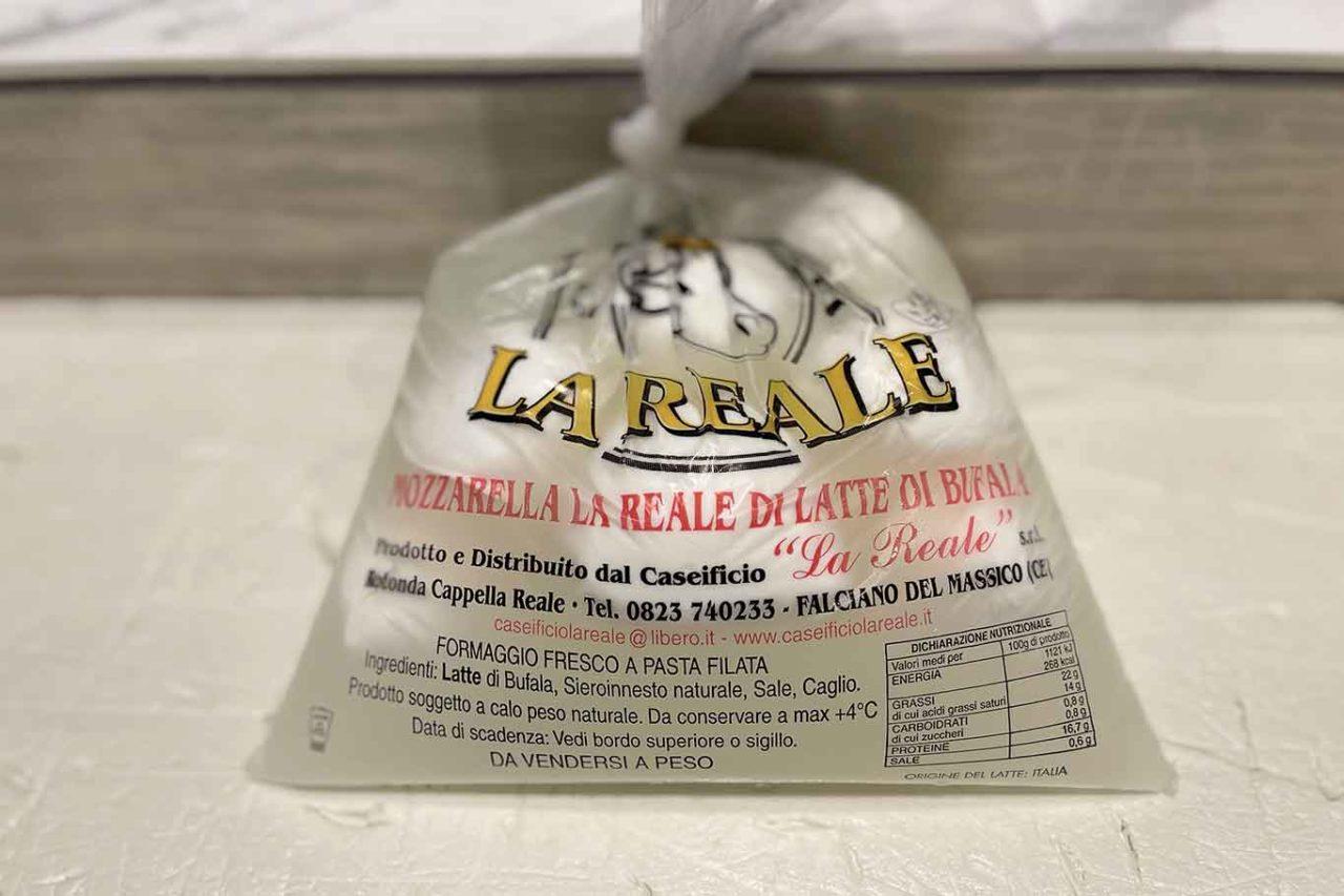 migliori mozzarelle di bufala Caserta: La Reale