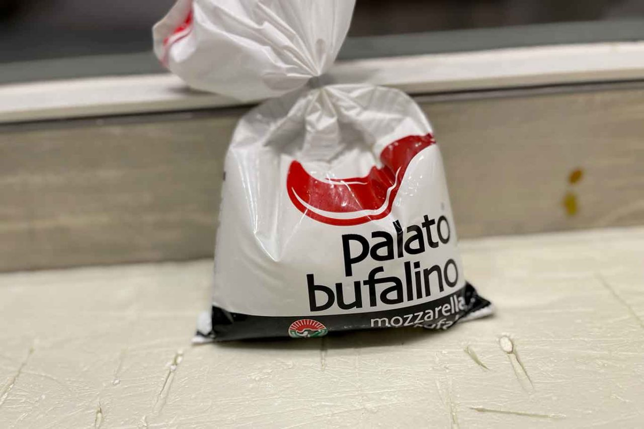 migliori mozzarelle di bufala Caserta: Palato Bufalino
