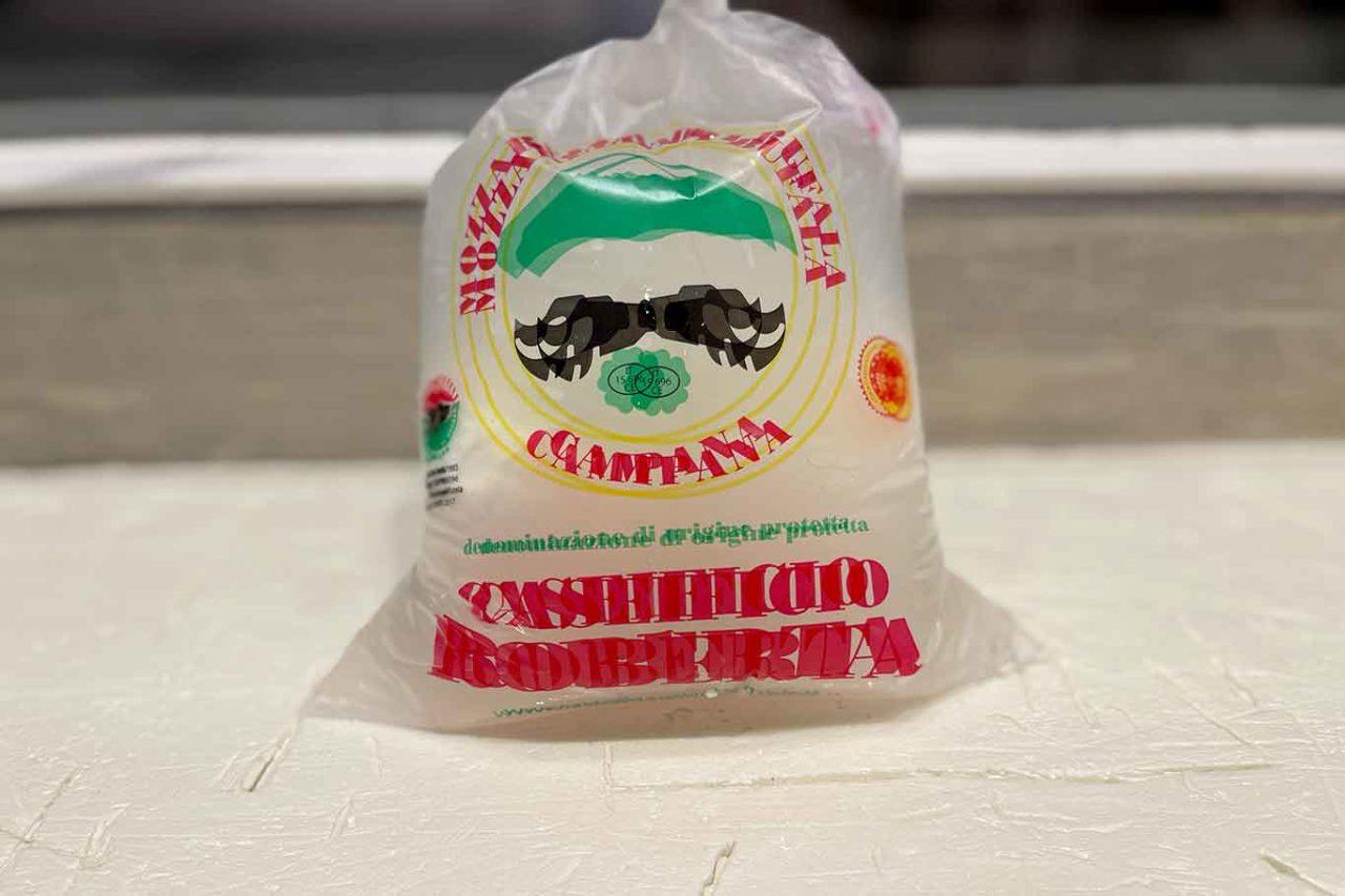 migliori mozzarelle di bufala salernitane: Roberta