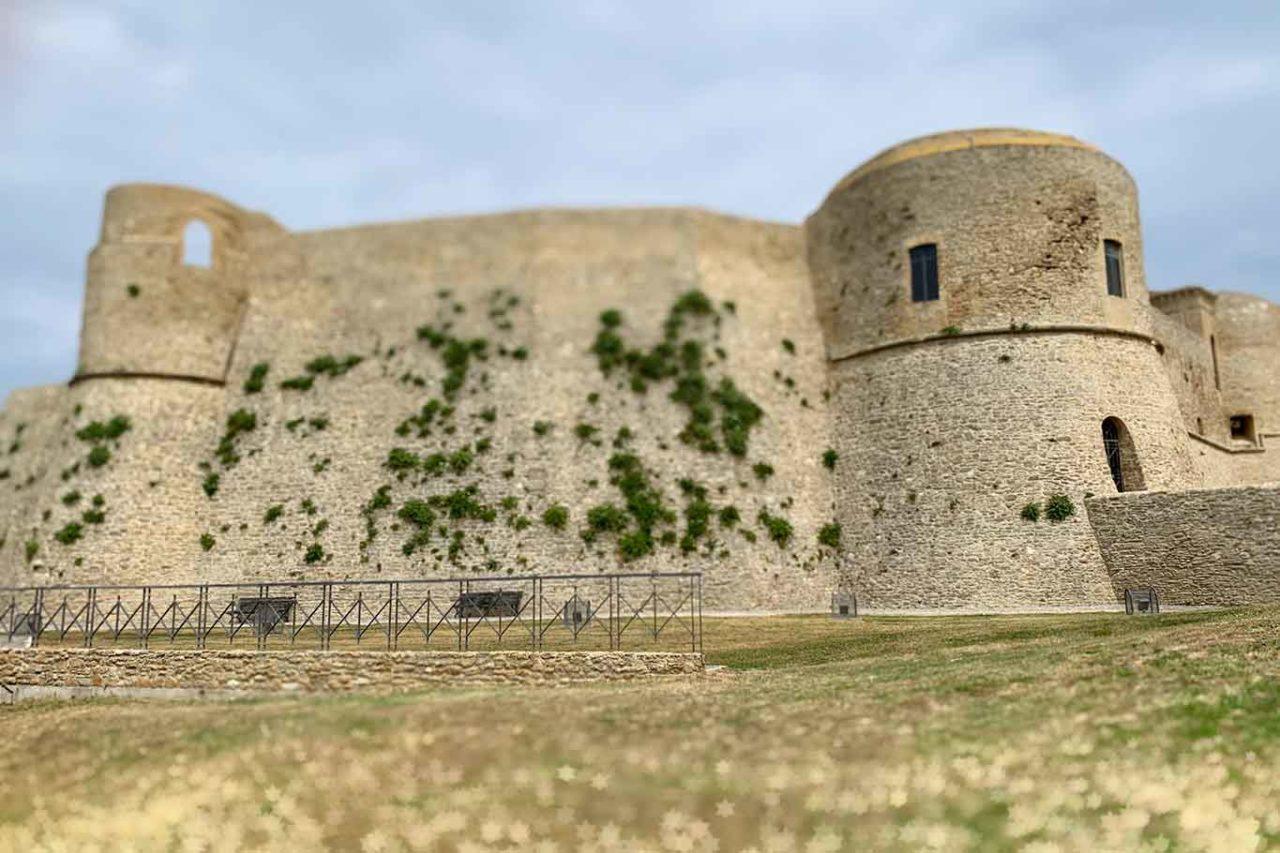 castello aragonese Ortona
