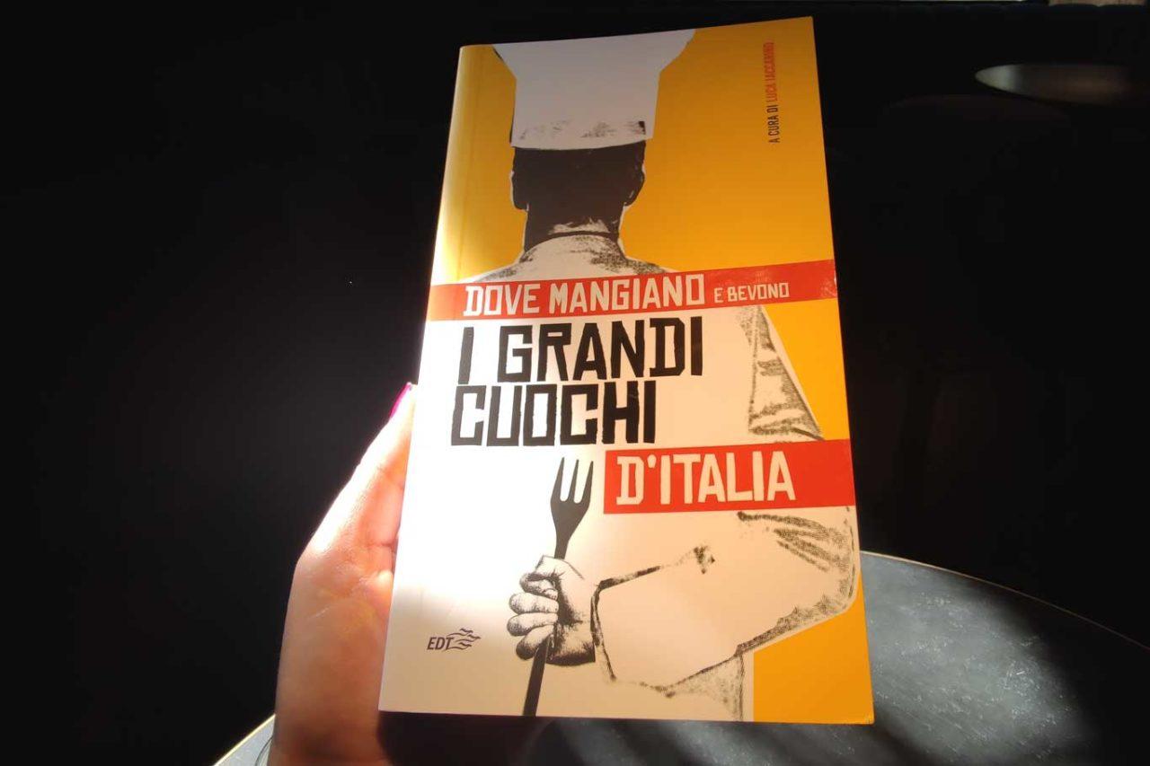 Dove mangiano e bevono i grandi cuochi d'Italia