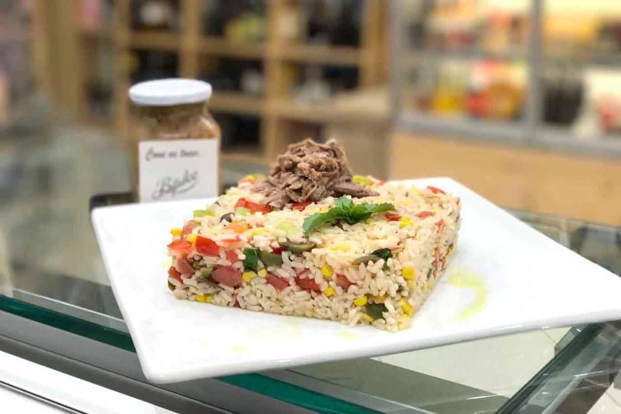 mattonella insalata di riso