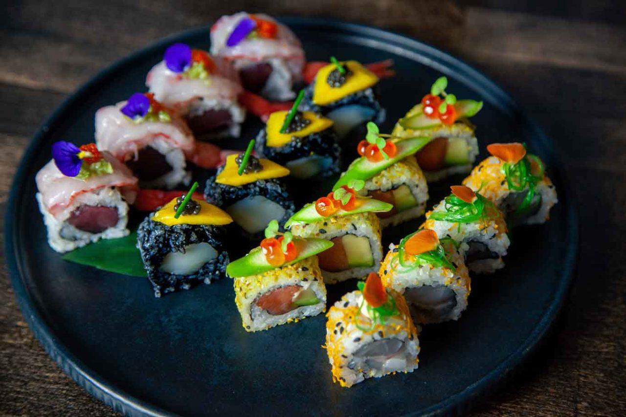 koen terrace sushi