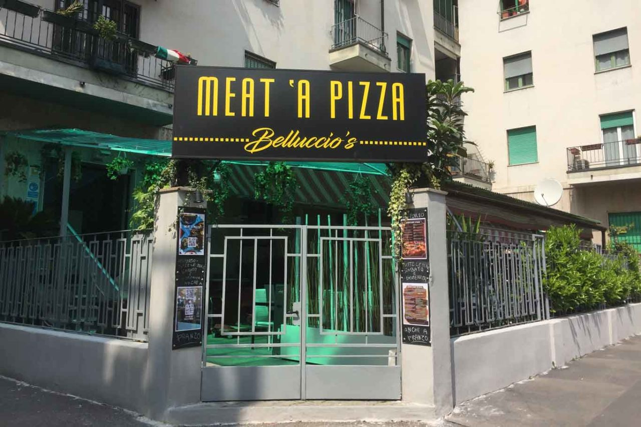 meat a pizza belluccio s esterno nuove aperture giugno