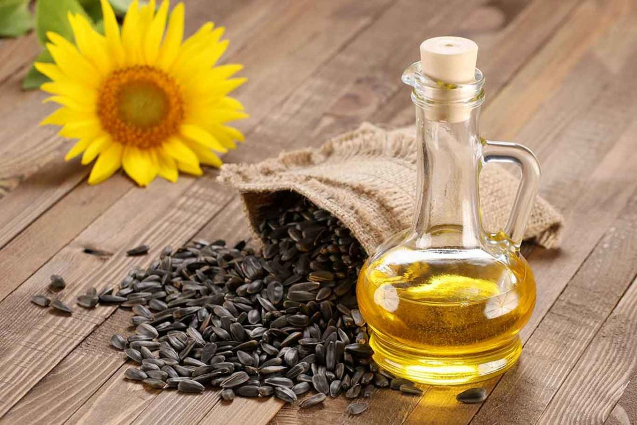 olio di semi di girasole per maionese