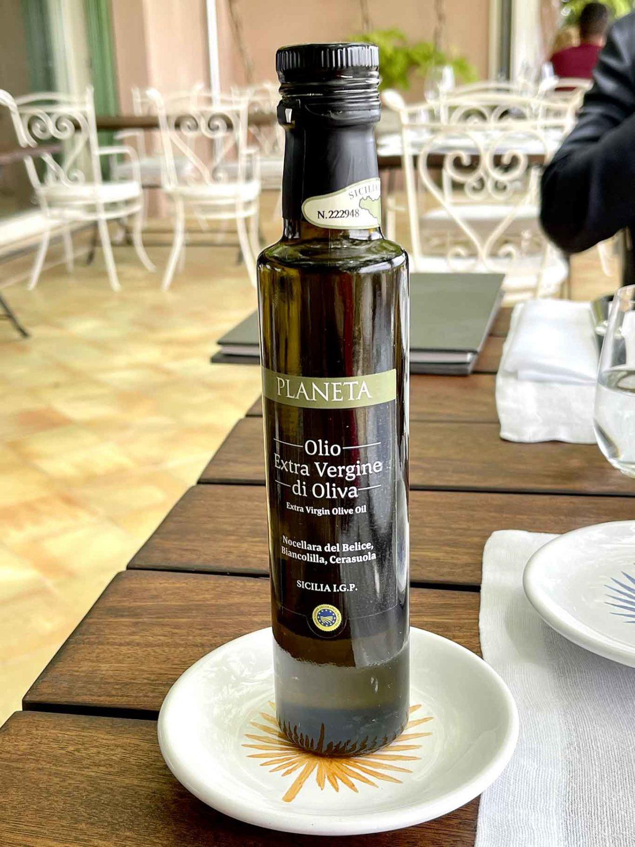 olio extravergine di oliva Sicilia