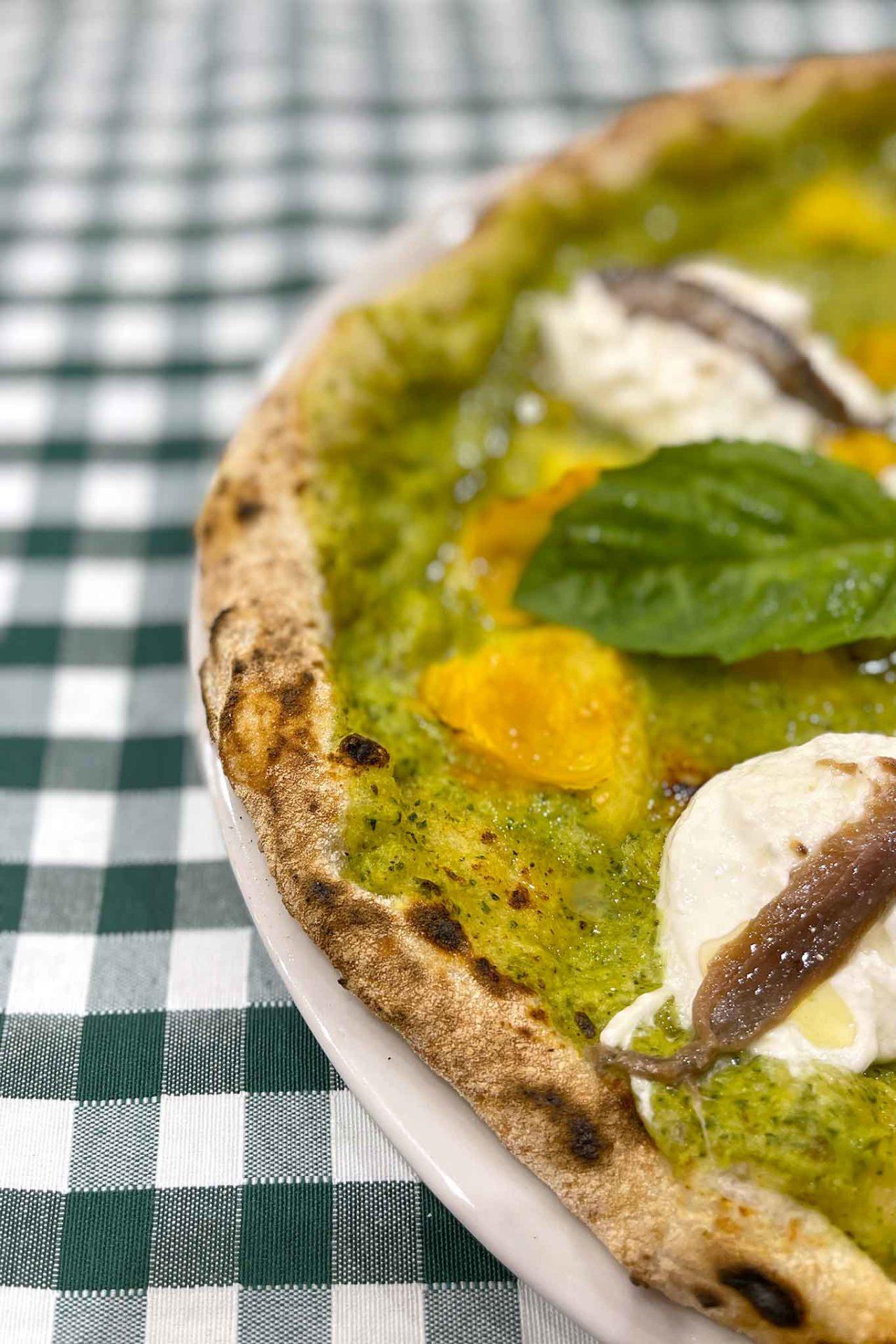 pizzeria Pizza Napoletana Calata Capodichino Napoli Pignasecca