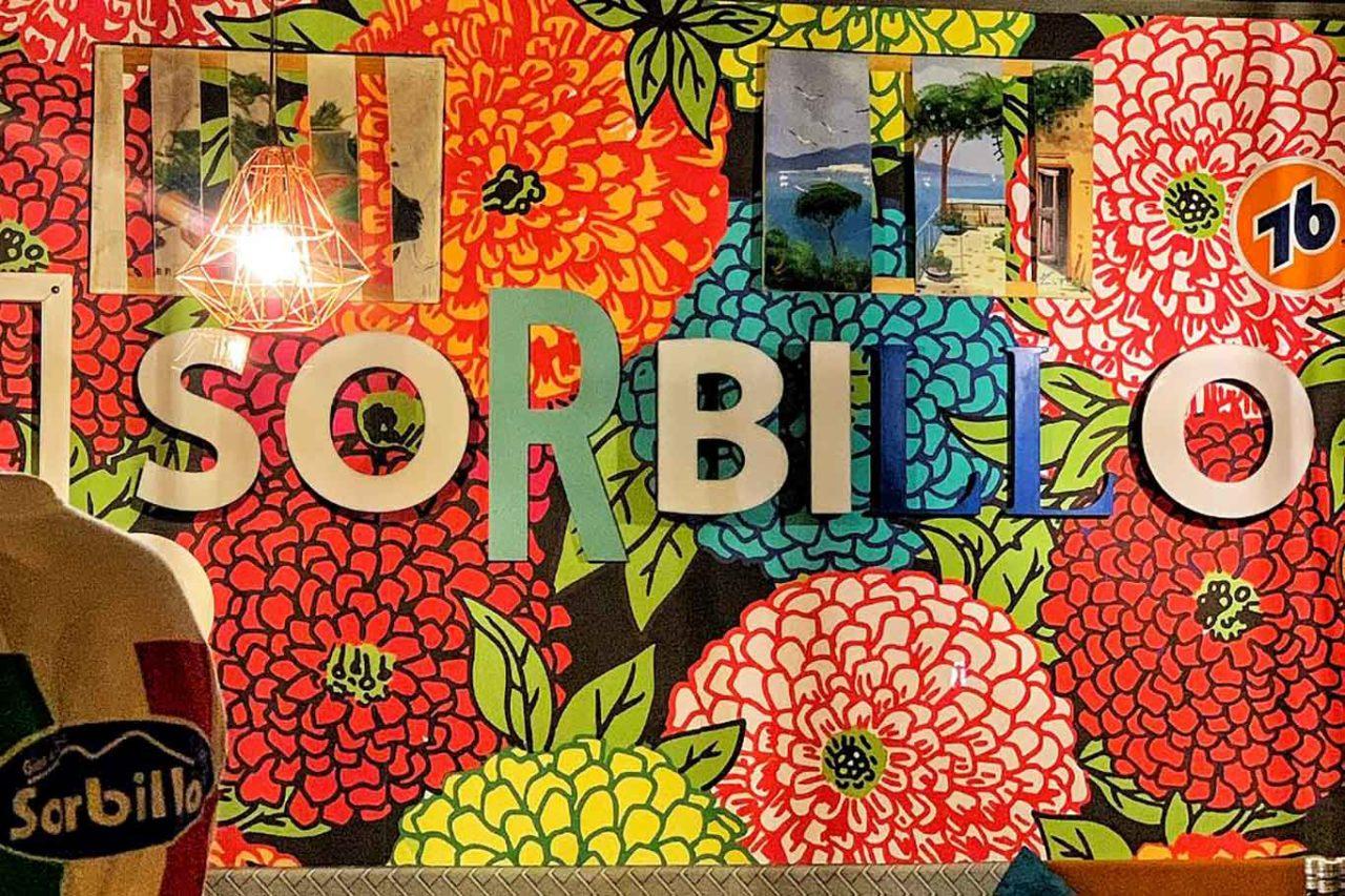 pizzeria Sorbillo Ibiza decoro