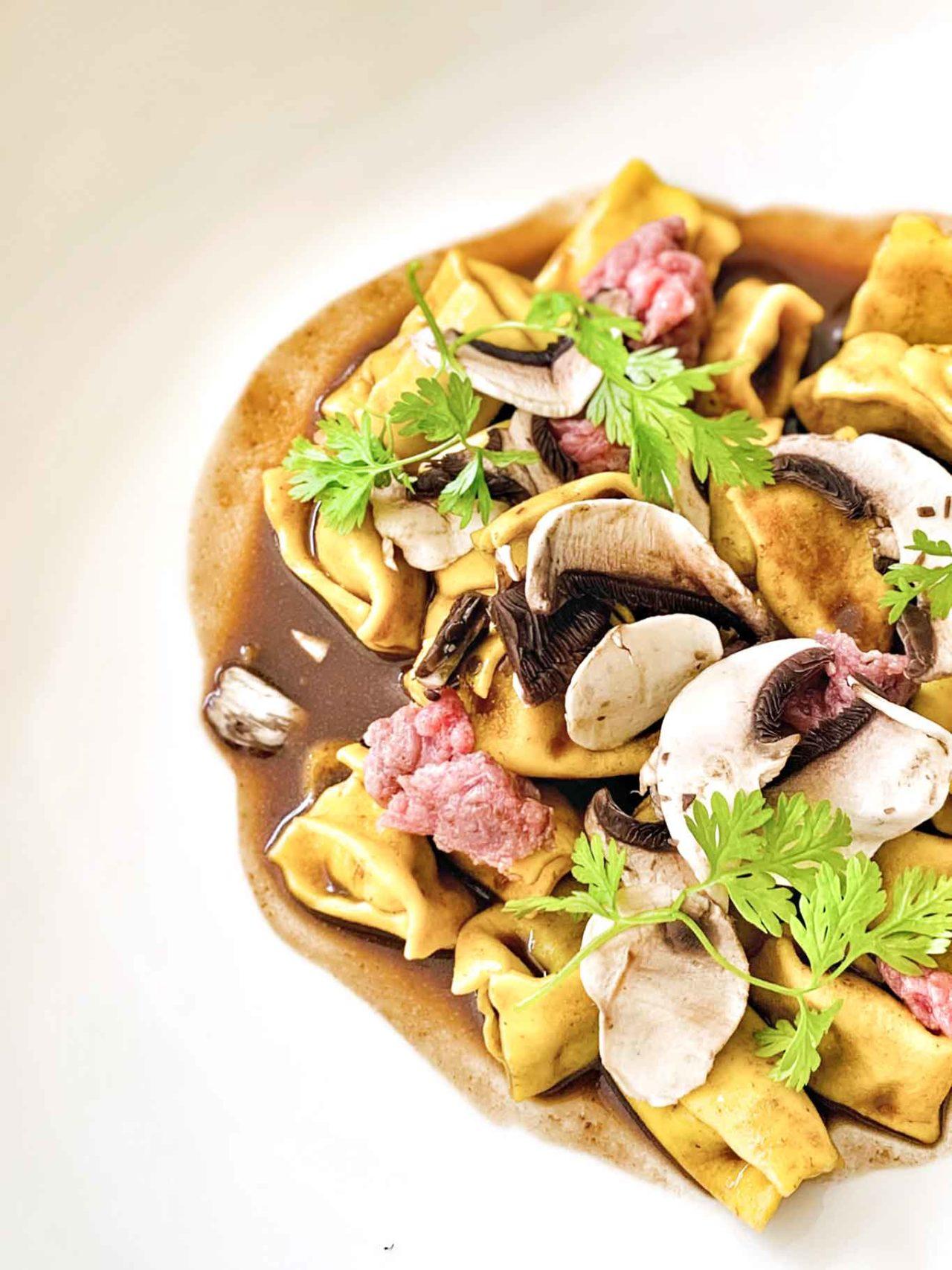 plin Quebracho ristorante carne Pescara