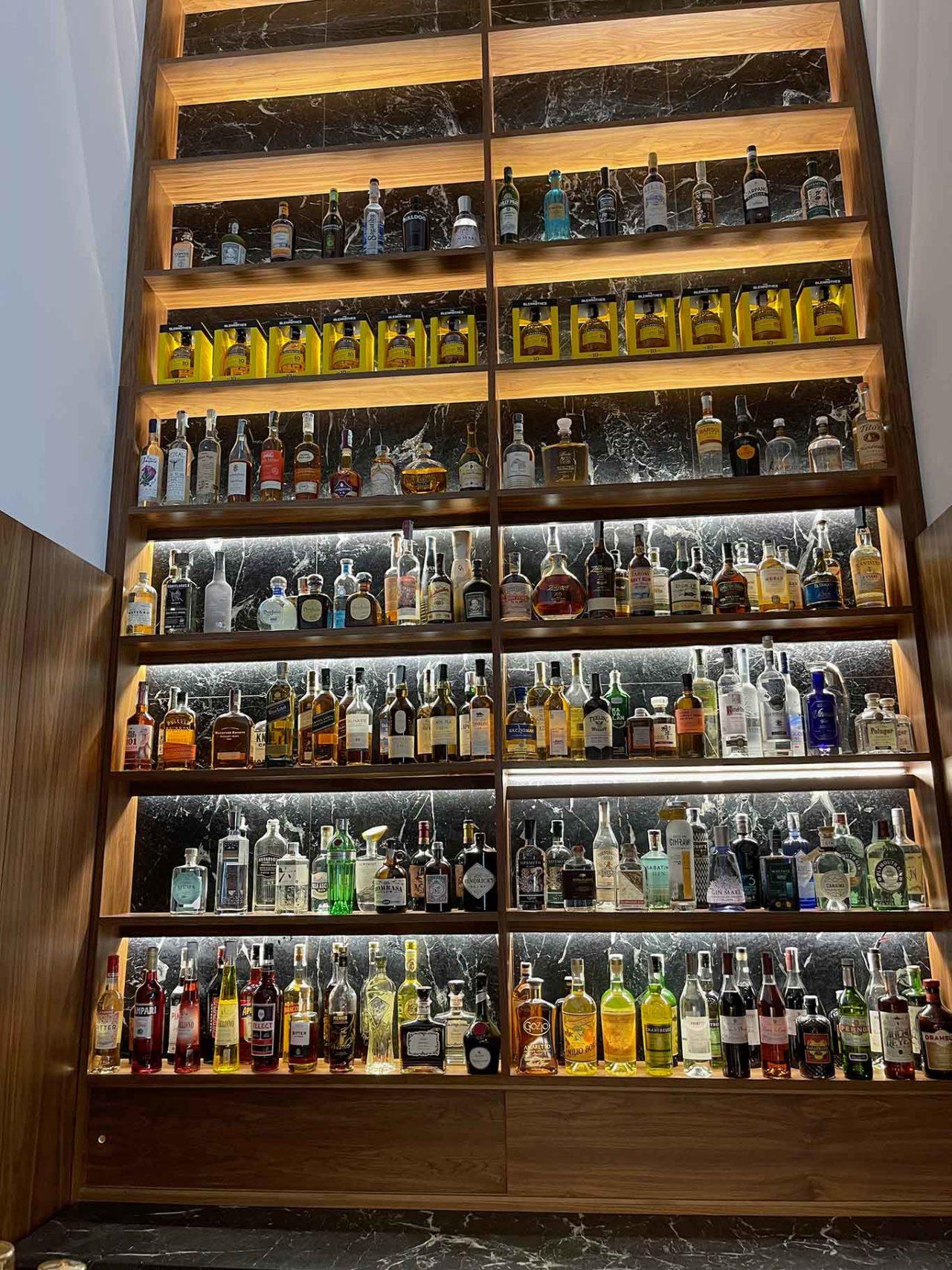 nuovo ristorante Aria Napoli bar