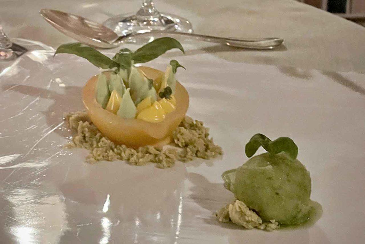 ristorante Belvedere Hotel Caruso Ravello limone