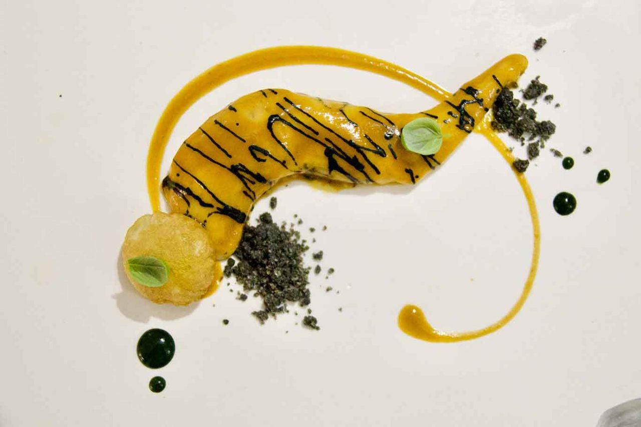 cernia ristorante Indaco Ischia