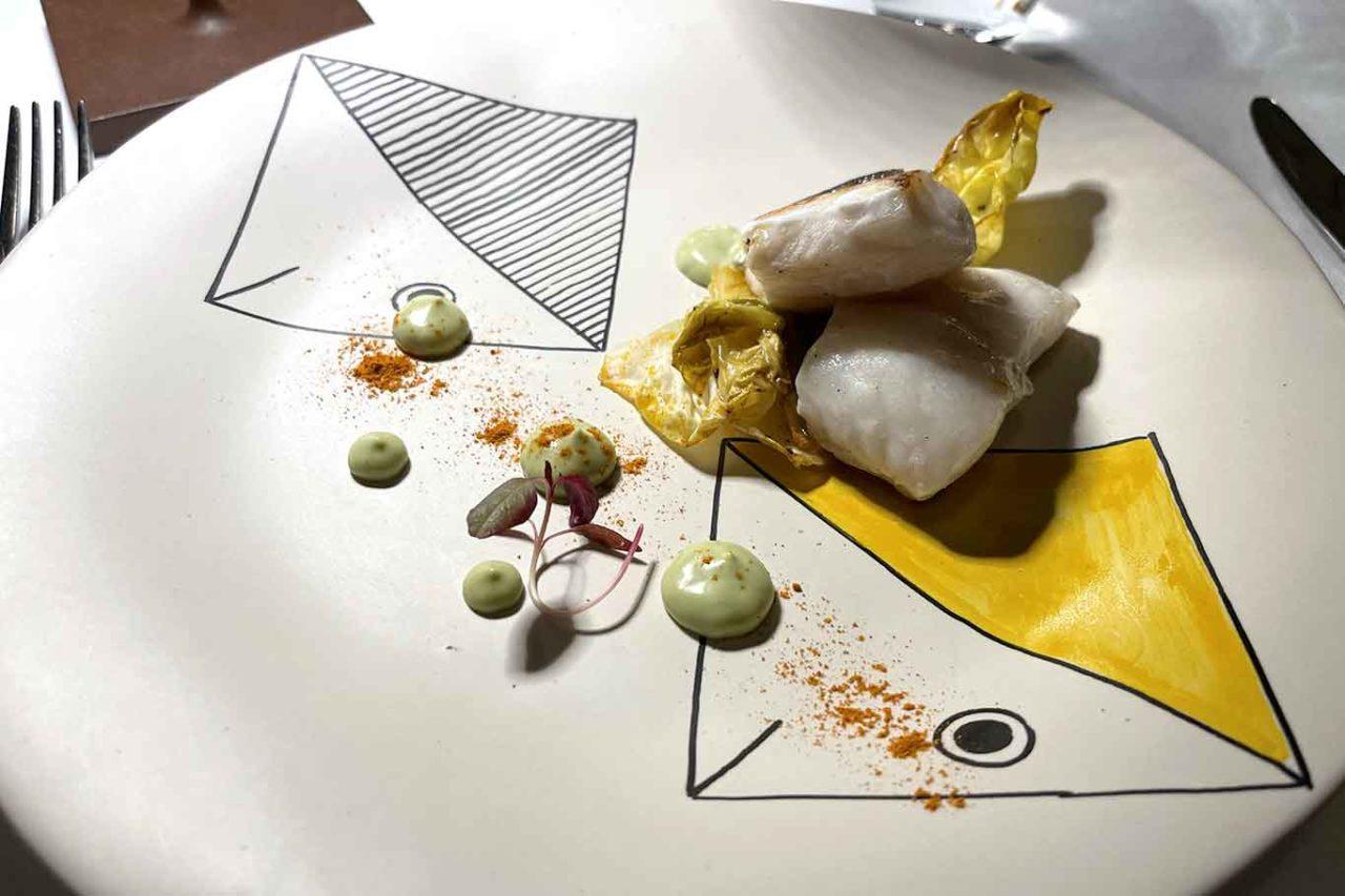 ristorante La Zagara Anacapri pesce san pietro