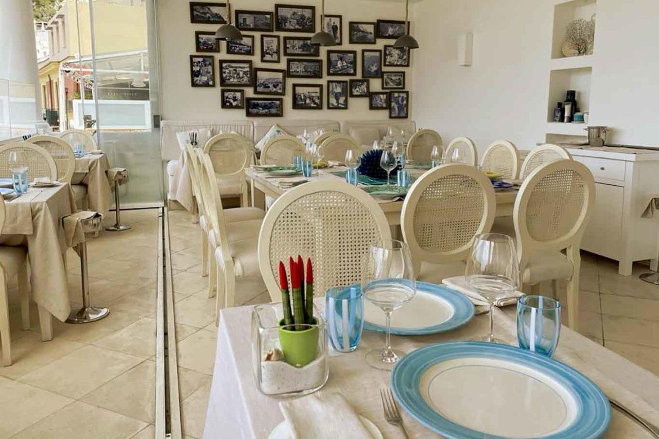 ristorante Mammà Capri
