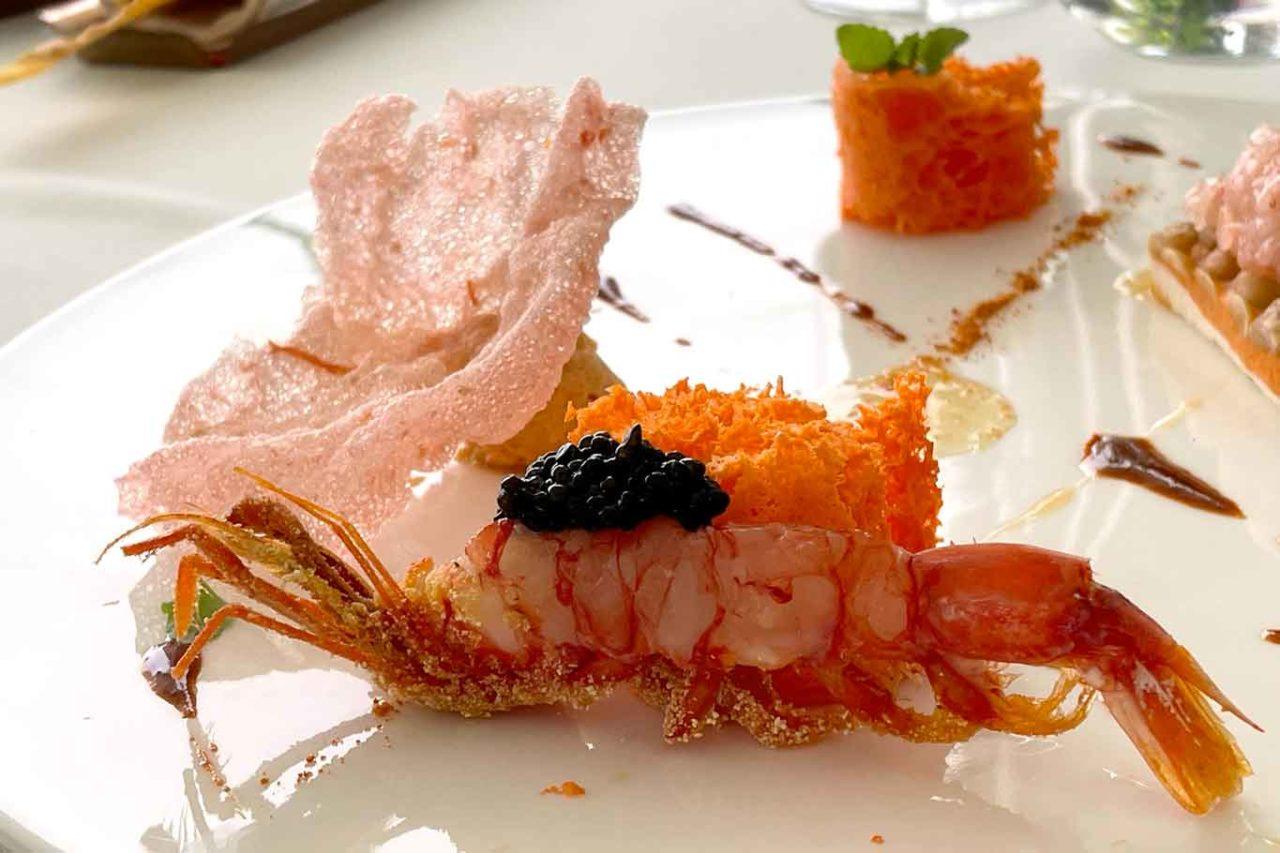ristorante Re Maurì Salerno Gambero Rosso