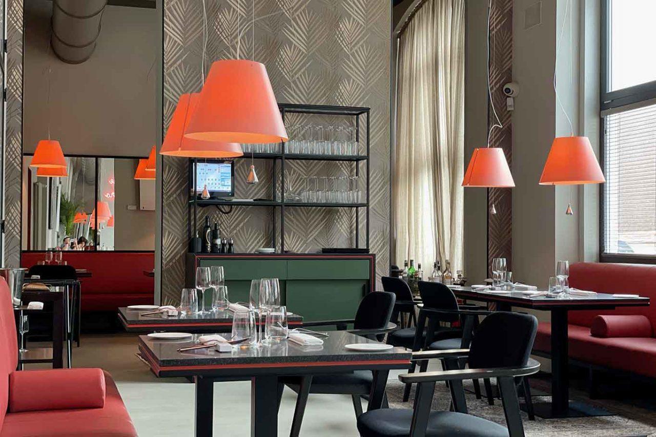 ristorante Sine Milano sala