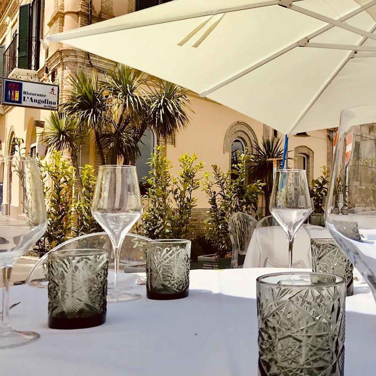 ristoranti di pesce sul mare in Abruzzo: L'Angolino