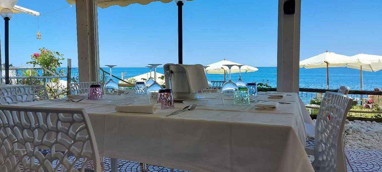 ristoranti di pesce sul mare in Abruzzo: Caldora Punta Vallevò