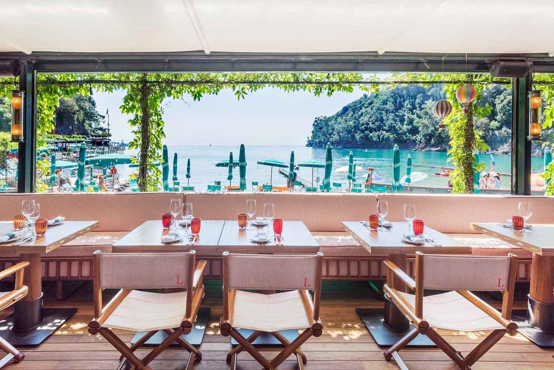 ristoranti di mare in Liguria Langosteria Paraggi
