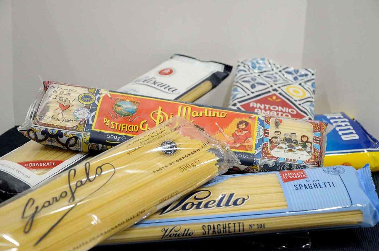 pacchi di pasta