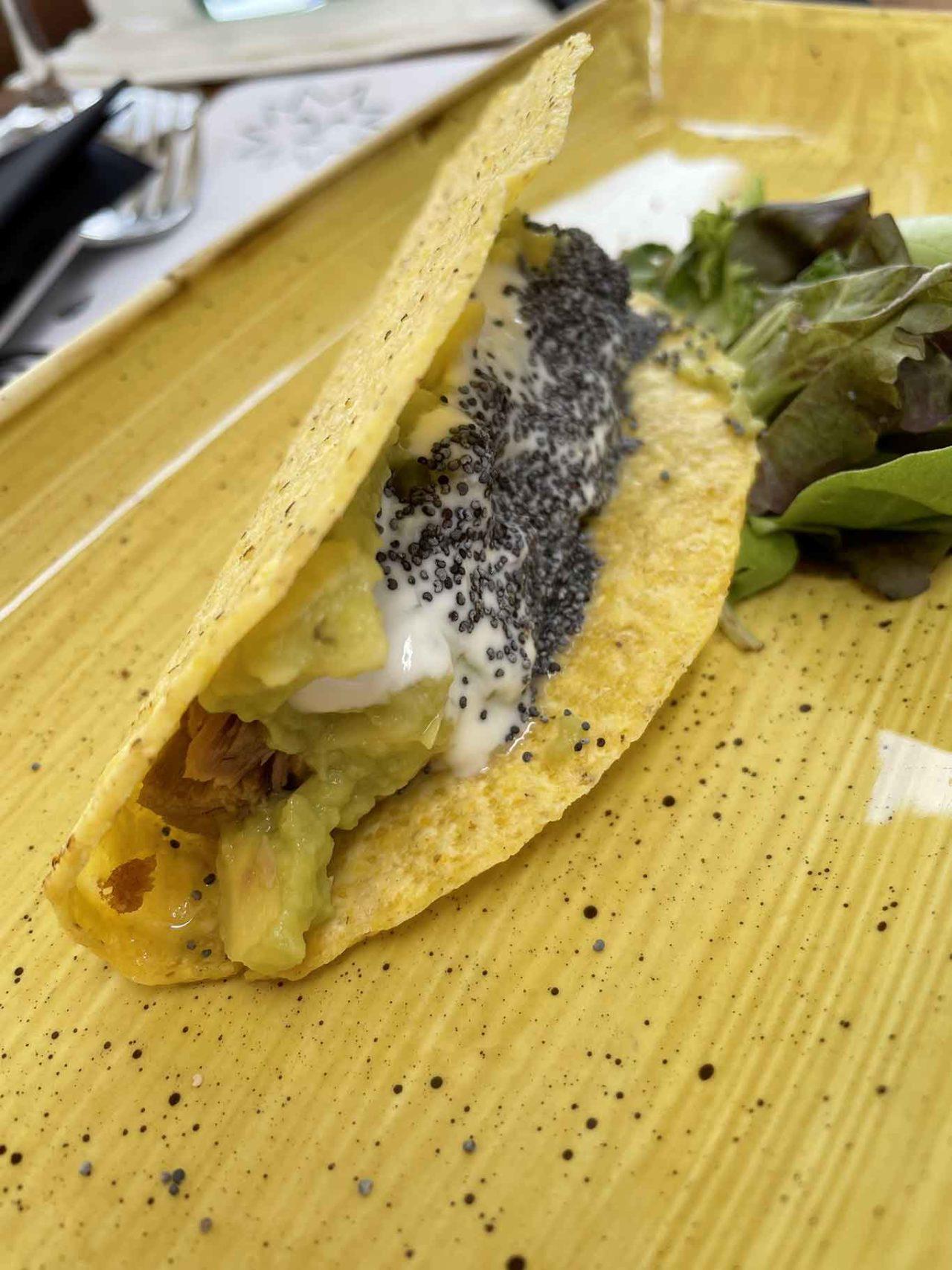 La Dispensa di Armatore a Cetara ristorante tacos