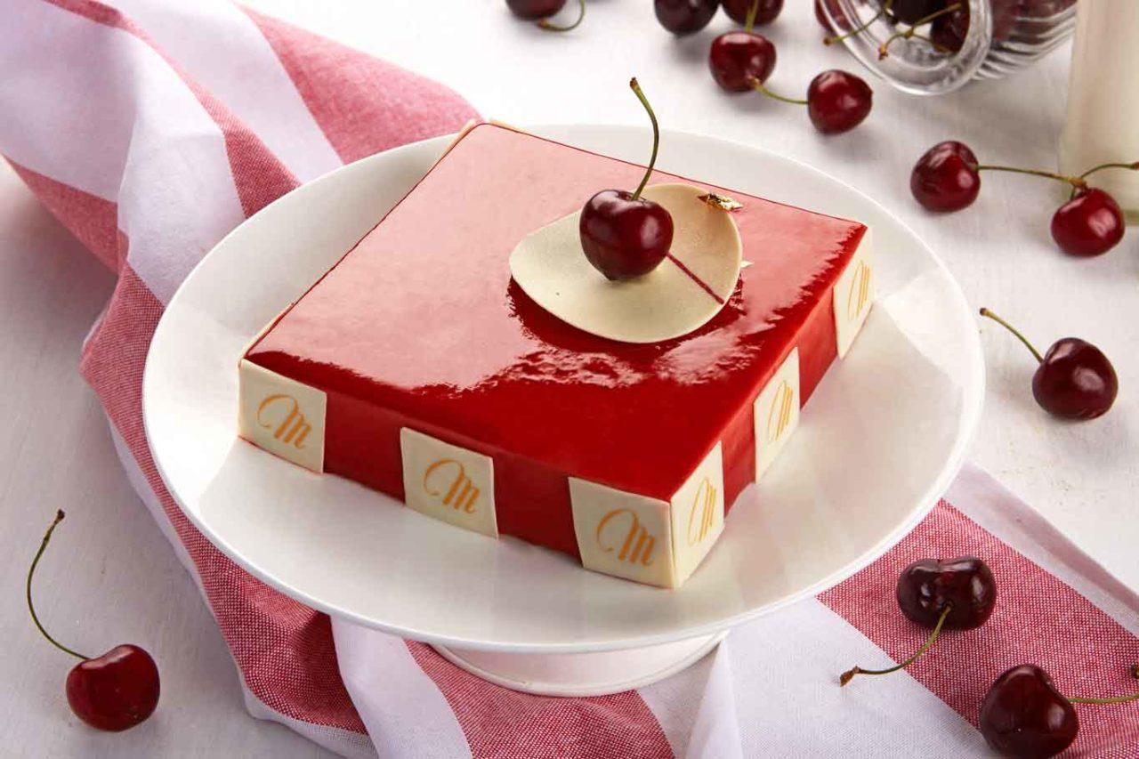 cheesecake ciliegia martesana mercato centrale milano