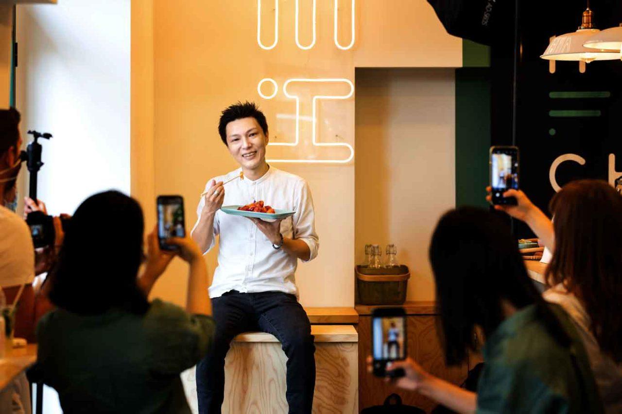 Eric Yip CEO Hekfanchai