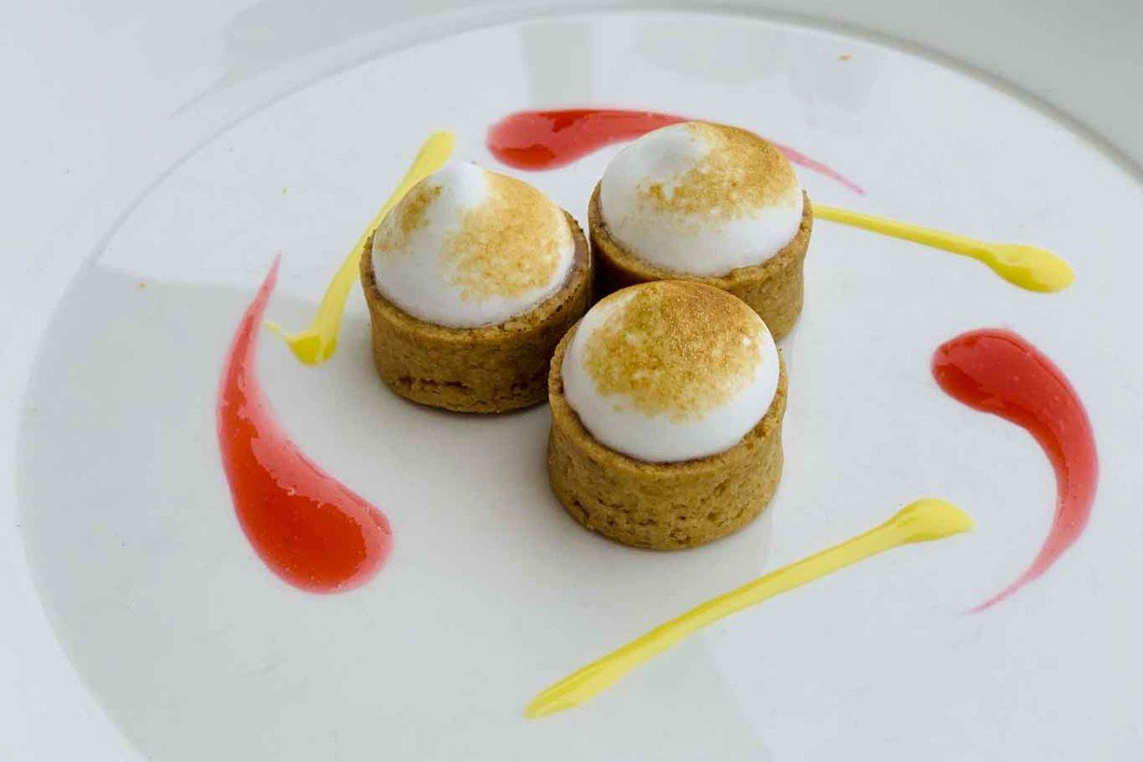 Essenza Cucina di Mare ristorante Costa dei Trabocchi Abruzzo tartelletta