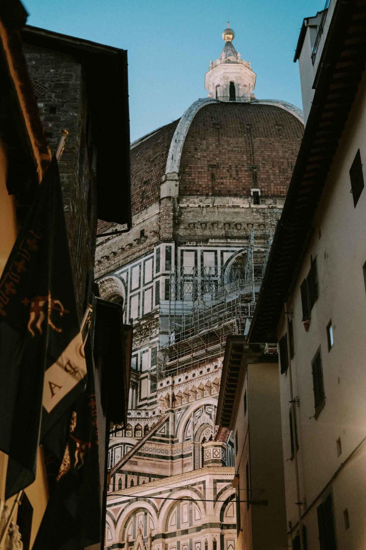 weekend a Firenze Cupola del Brunelleschi