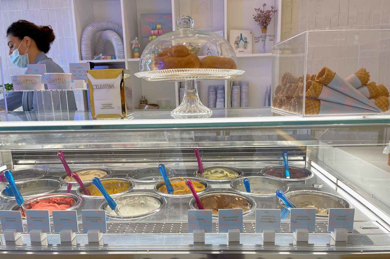 carapine gelato Celestina