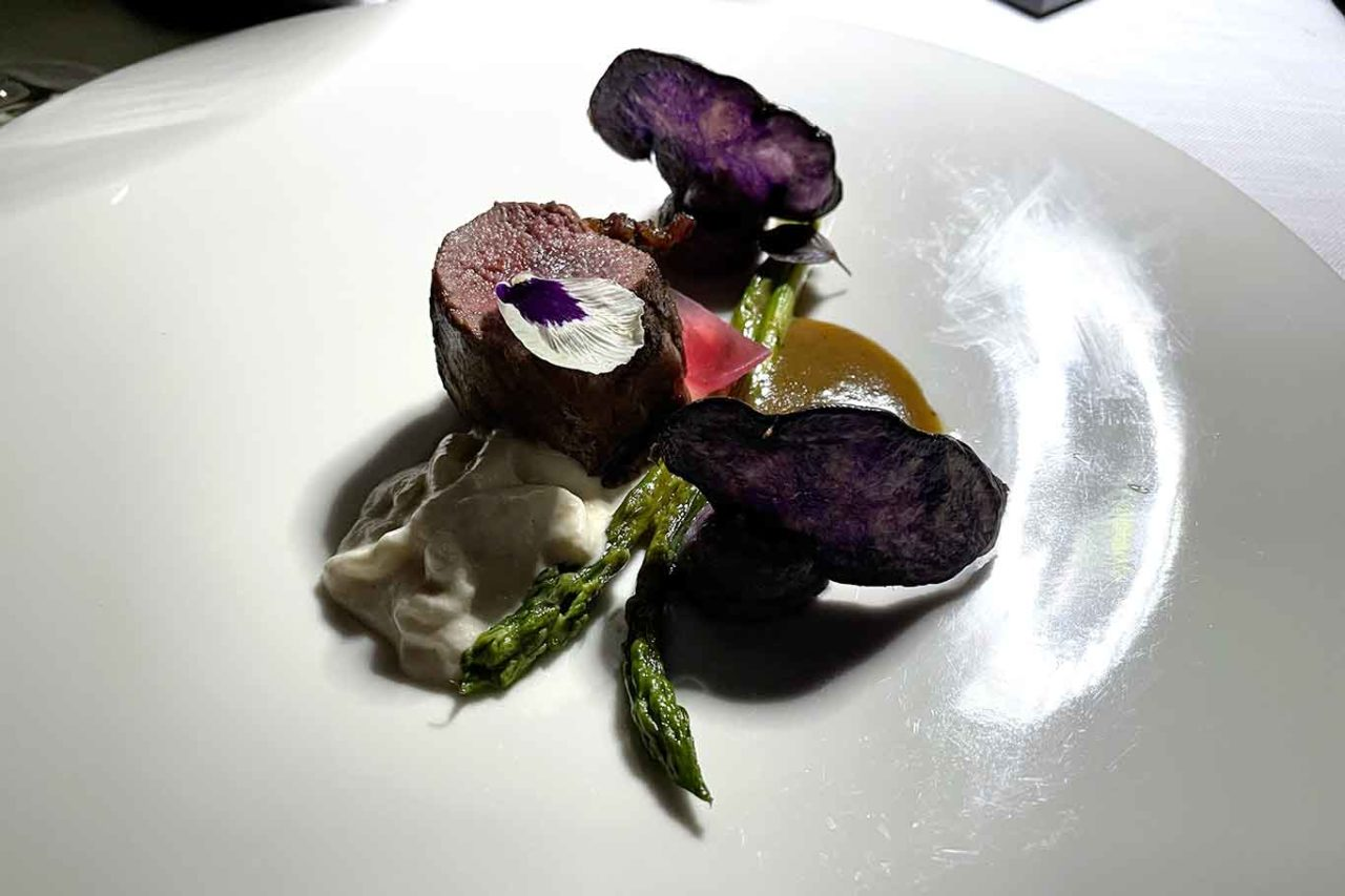 I Capricci di Merion ristorante Umbria capriolo