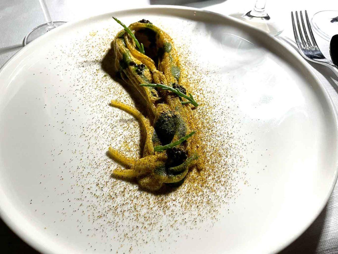 I Capricci di Merion ristorante Umbria spaghettoni