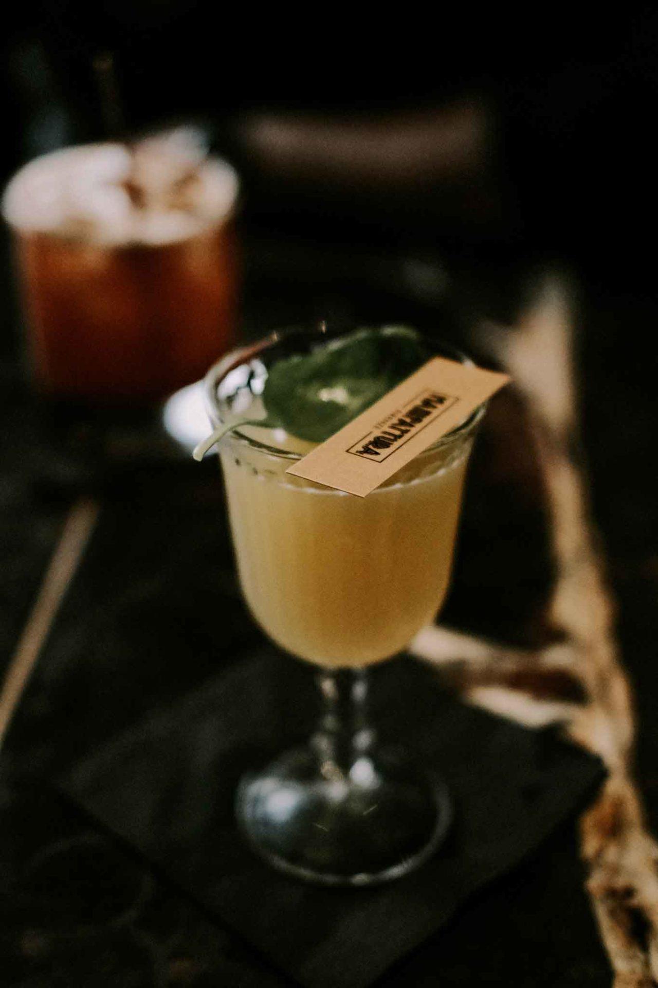 weekend a Firenze cocktail