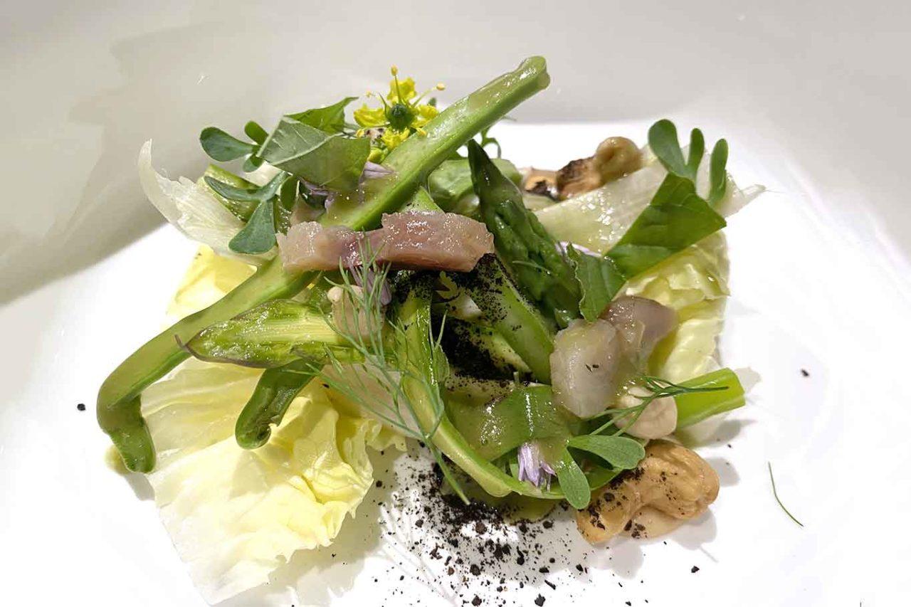 Osteria Arbustico Paestum asparagi