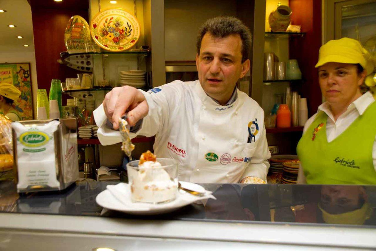 Raffaele Cuomo gelato