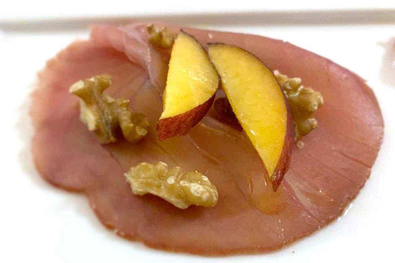 Taverna del Marinaio Lanciano Abruzzo ventresca di tonno
