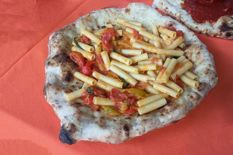 Trattoria Casa Sorbillo Milano pizza scarpariello