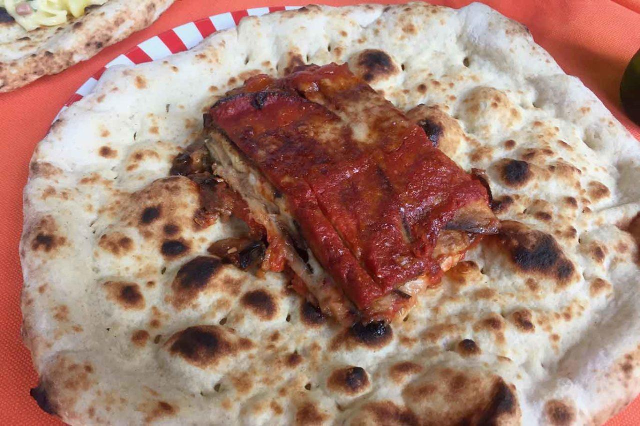 Trattoria Casa Sorbillo Milano pizza e parmigiana