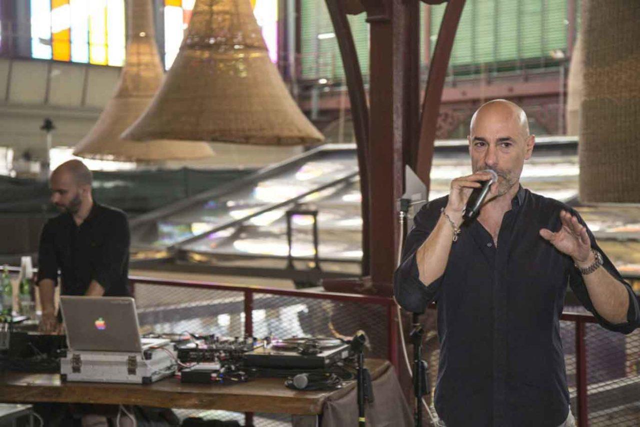 alessio bertallot radio mercato centrale milano