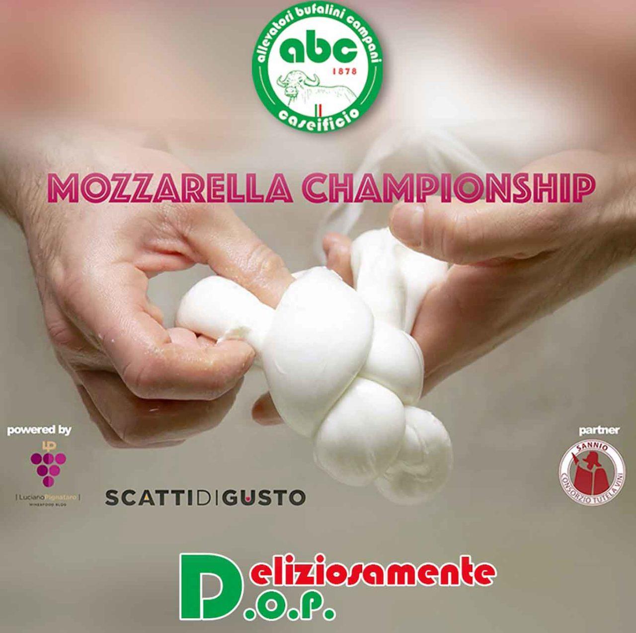 mozzarella championship