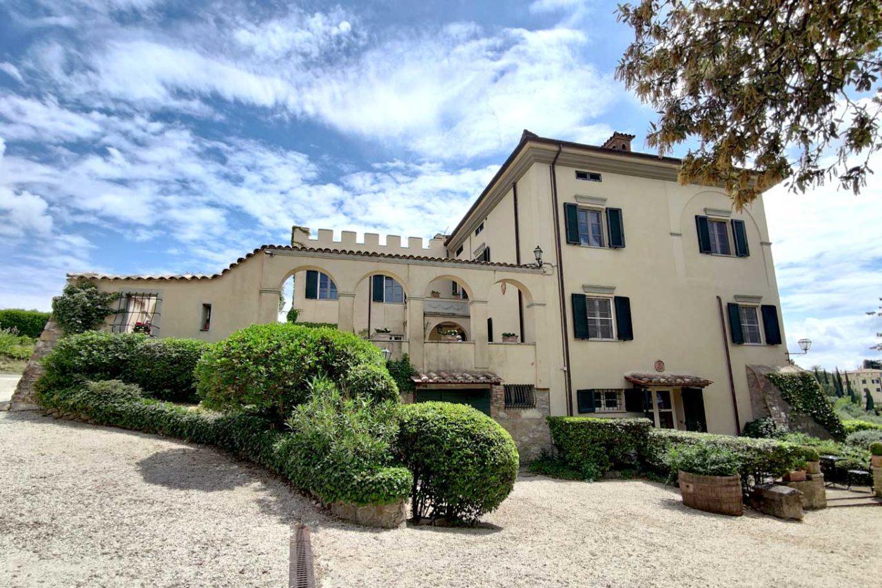 wine resort La Ghirlanda Sagrantino