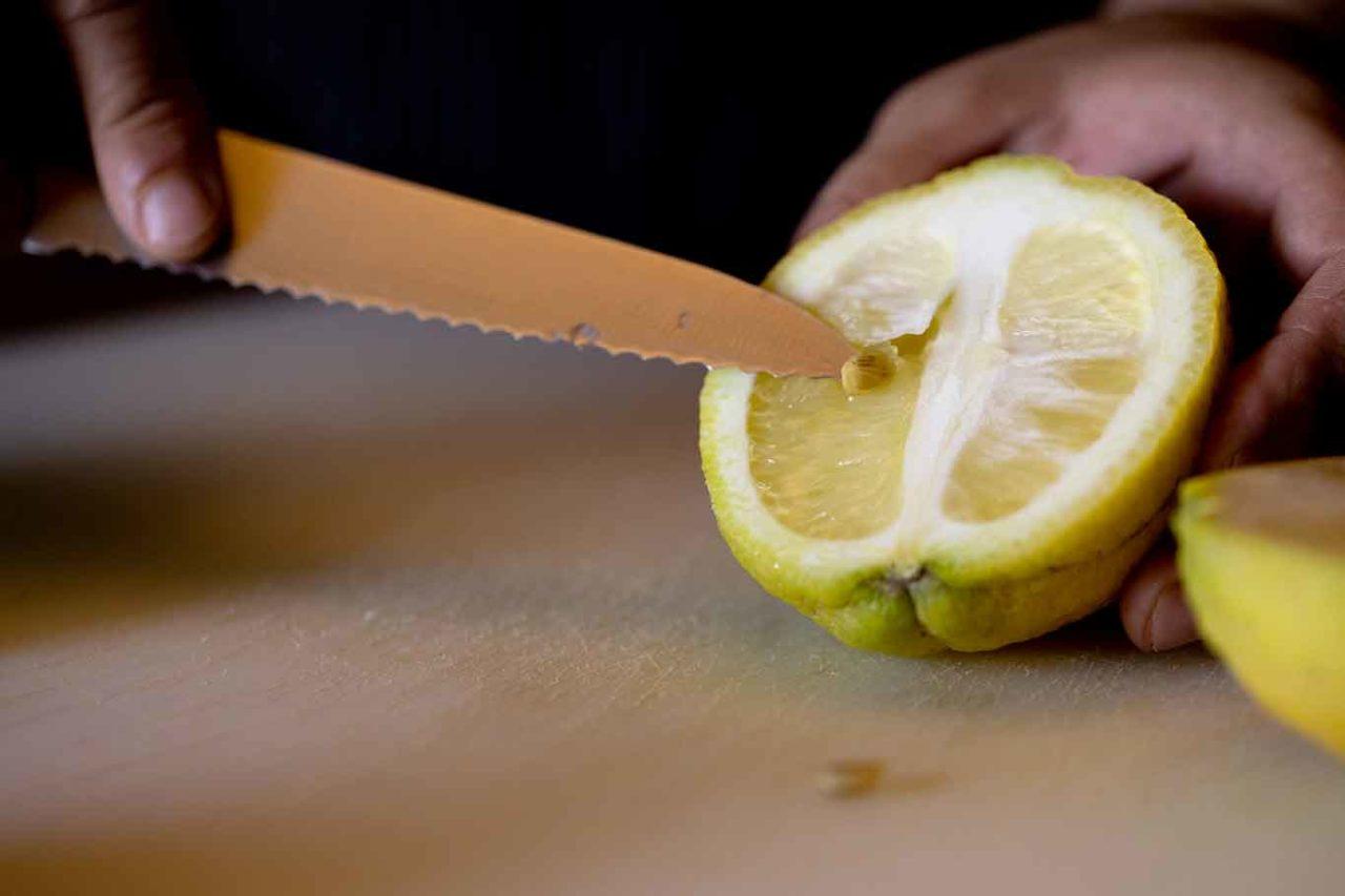 semi del limone
