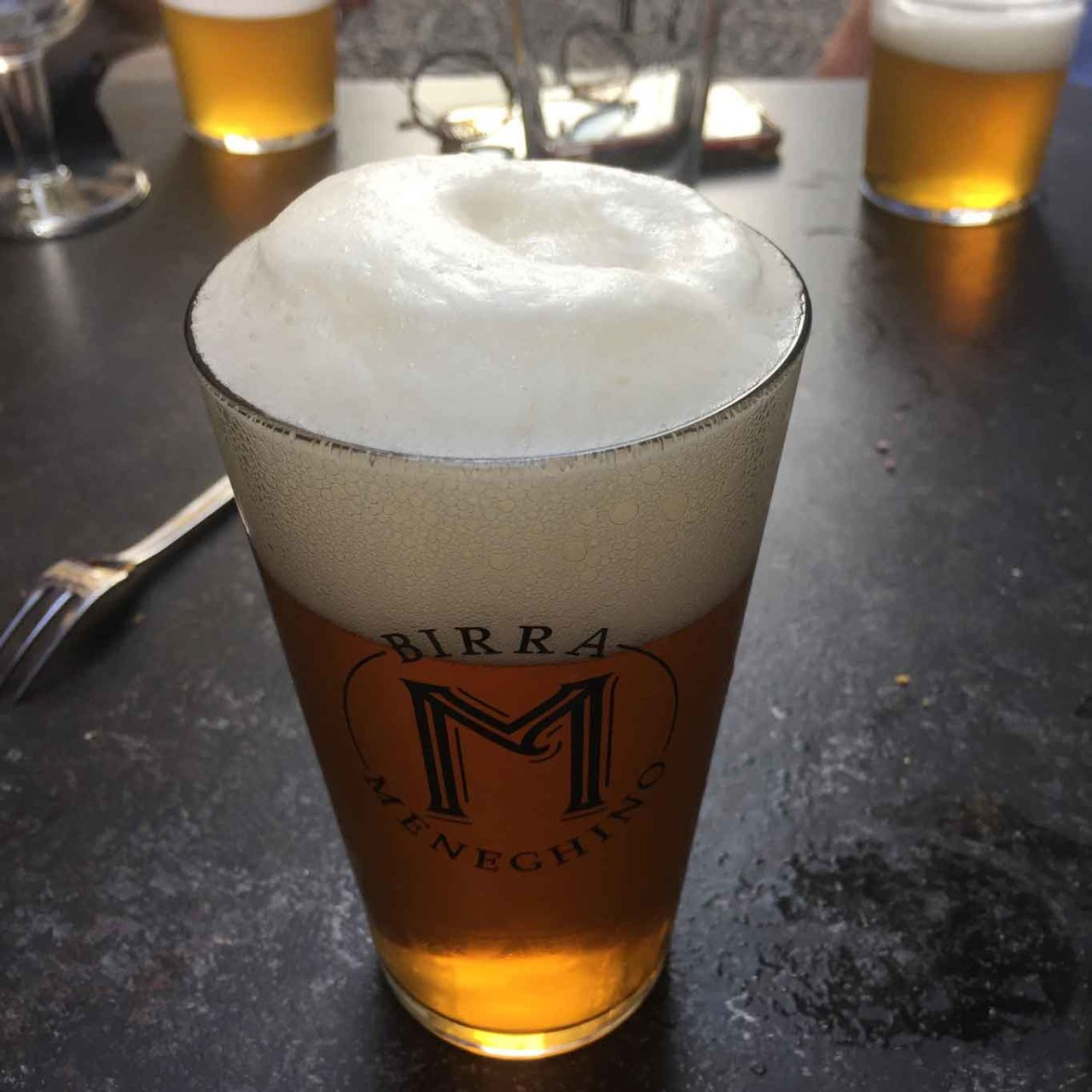 meneghino birra calibro 9