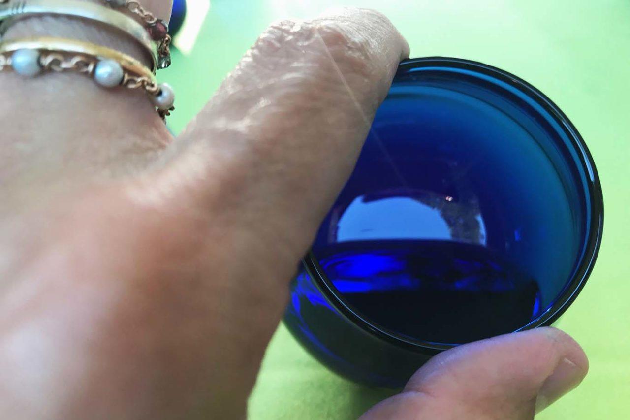 olio extravergine di oliva blend assaggio