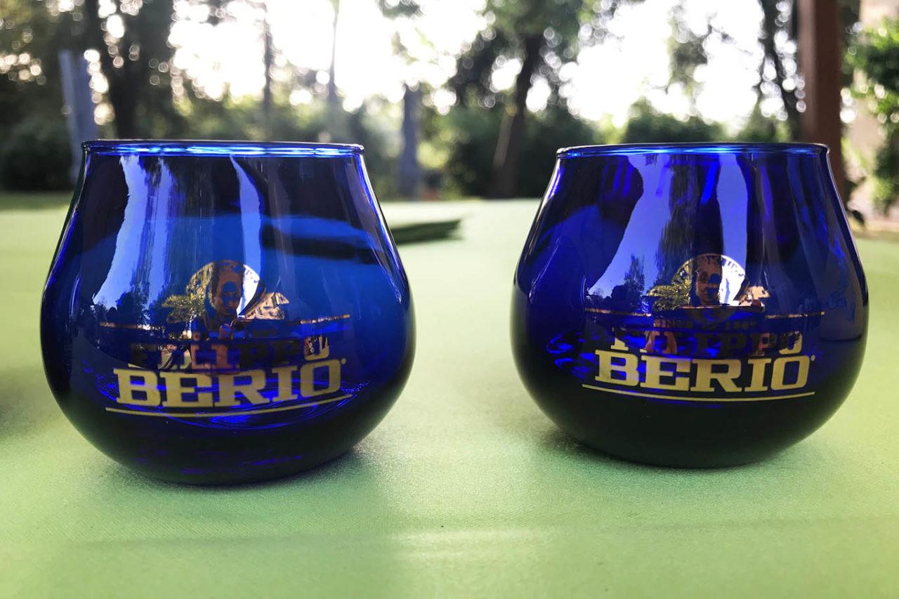 olio extravergine di oliva blend bicchierini